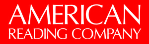American_Reading_Company_Logo_White_on_Red
